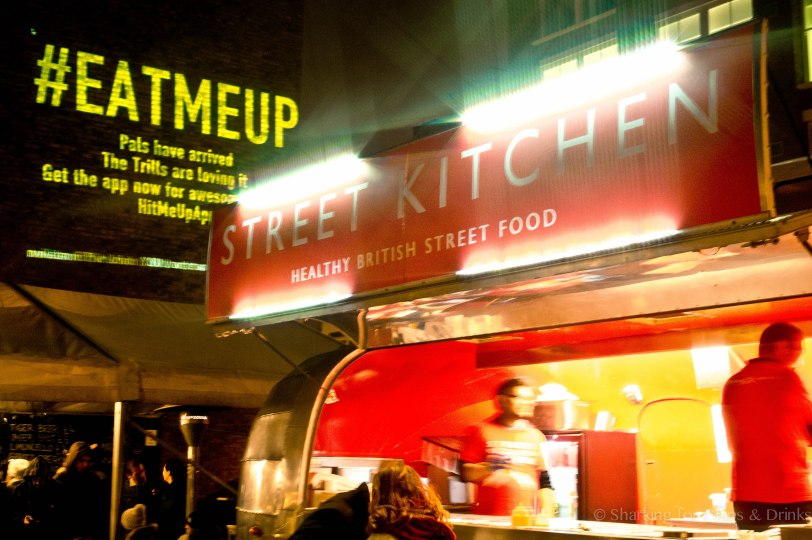 #EatWithMe, Red Market Shoreditch