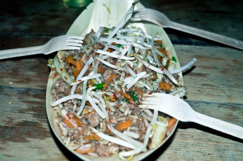 Cambodian Chilli Pork
