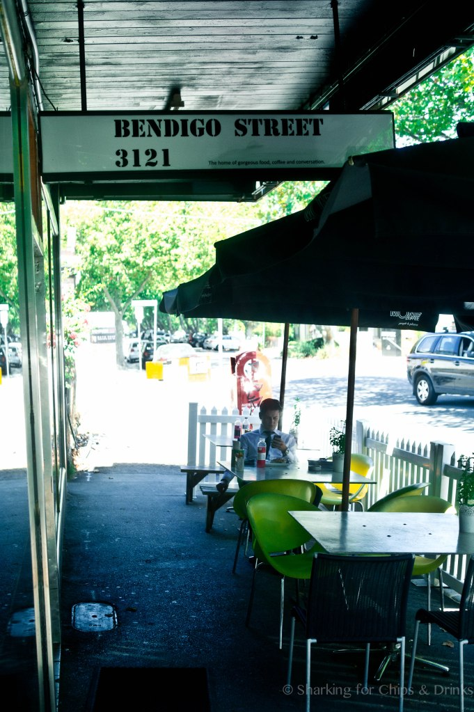 Bendigo Street Milk Bar