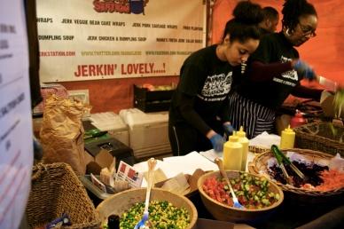 Street Feast London mamas jerk station