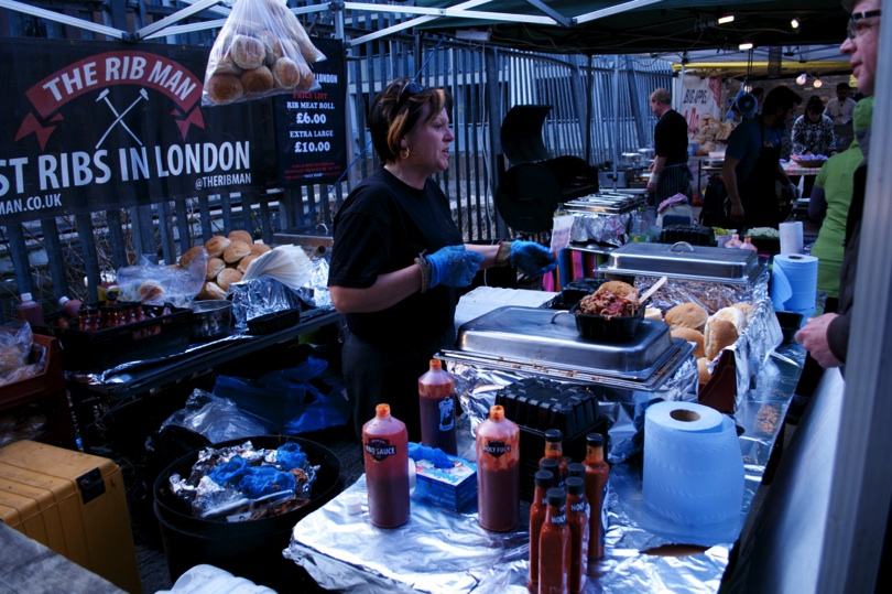 Street Feast London The Rib Man