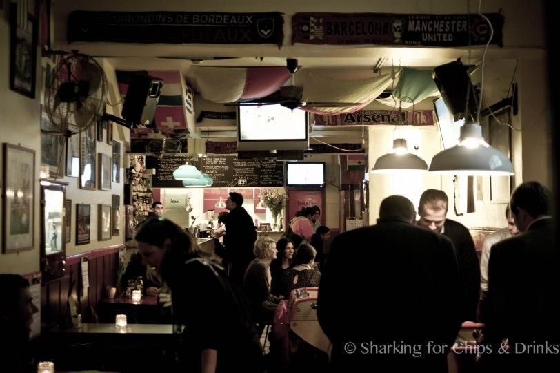 Kick Cafe - London
