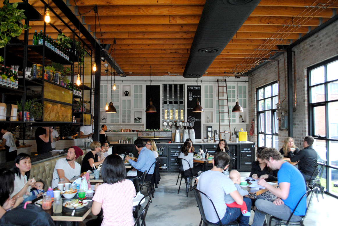 of the Best child friendly cafes in Sydney's Inner West | Sharking ... Old Factory Building