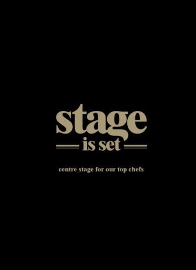 Stage is Set - Jorg