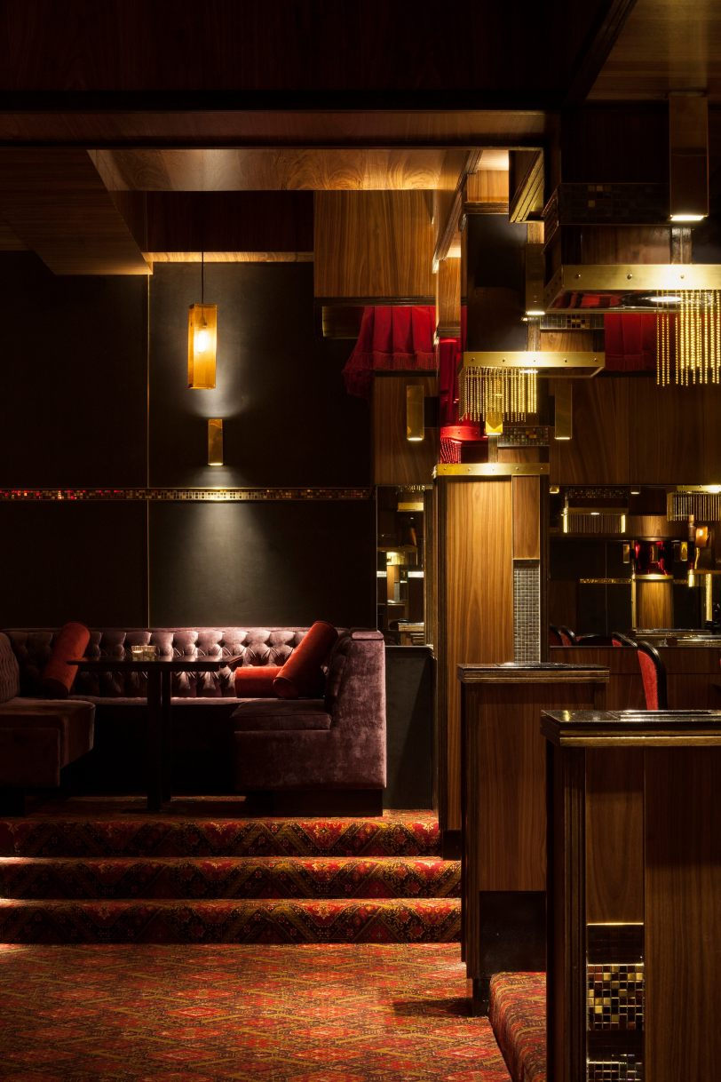 Cellar Bar - Newmarket Hotel