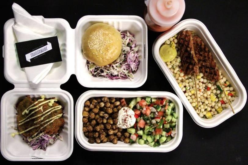 Trailermade food truck
