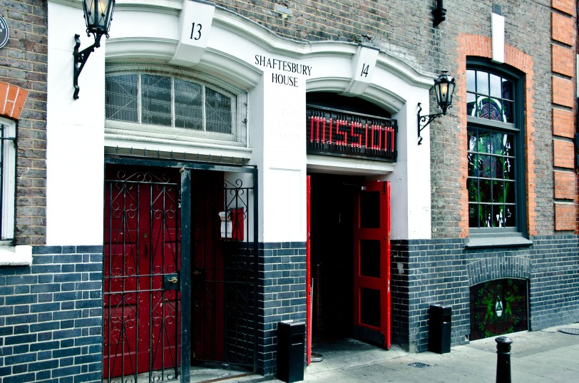 MeatMission, London