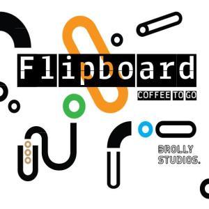 Flipboard Cafe, Melbourne