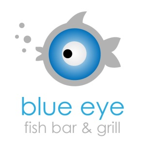 BLUE EYE Fish eye and grill