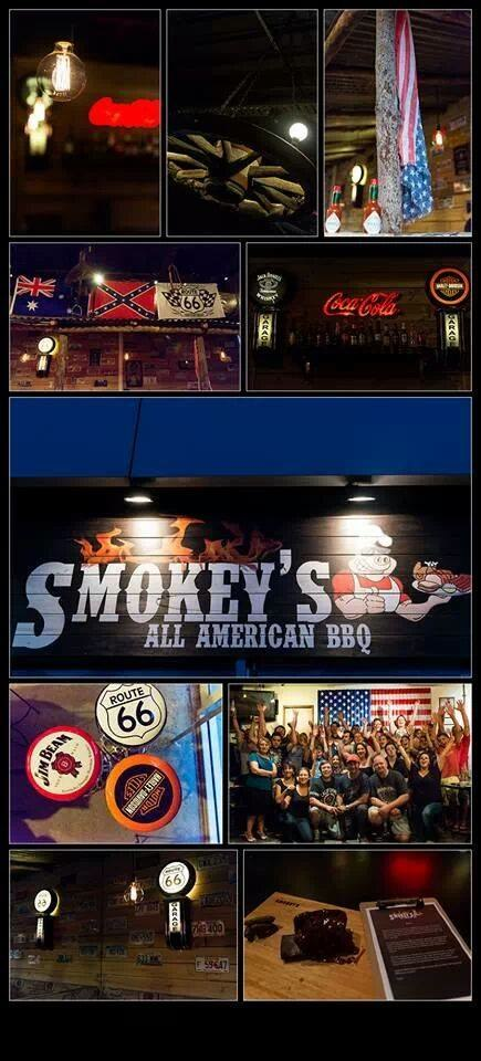 Smokey's All American BBQ, Port melbourne