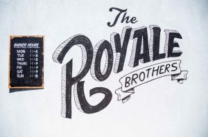 The Royal Brothers, Melbourne