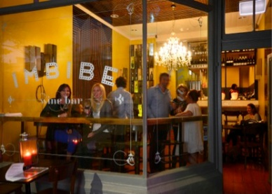 Imbebe Wine Bar, Port Melbourne