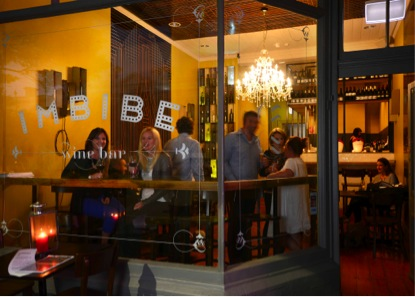Imbebe Wine Bar, Port Melbourne