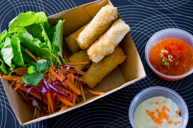 Nem N' Nem vietnamese food truck