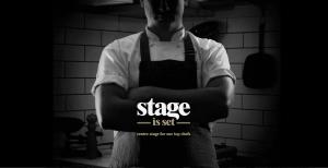 Stage Is Set, Melbourne, Jorg